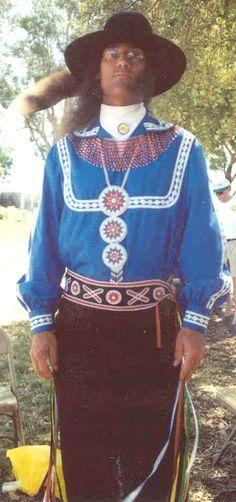 Men's Choctaw Regaila