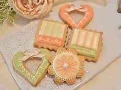 SNS映えする大人っぽいアイシングクッキーを作りましょう!