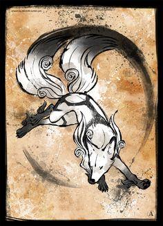 Time kitsune