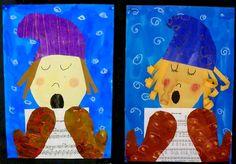 Mot-clé - arts plastiques - blog des écoles de Saint Pierre Lafeuille - Gigouzac