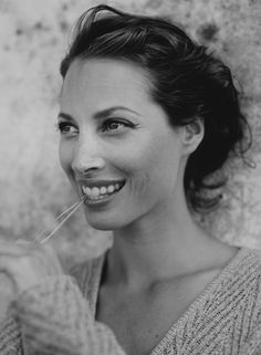 Christy Turlington / perfection, inner & outer beauty.