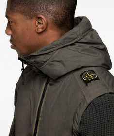 Vest Jacket, Hooded Jacket, Army Uniform, Stone Island, World War Two, Canada Goose Jackets, Hoods, Two By Two, Winter Jackets
