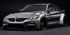 LB Performance BMW Serie 4 Preview