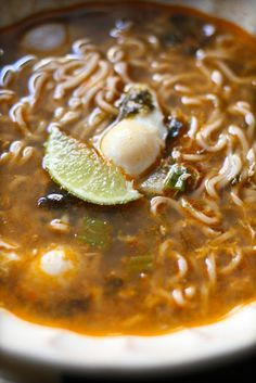 Adventures in Cooking: Ramen with Poached Quail Eggs