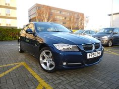 BMW 318d Exclusive Edition Diesel Manual. Full Leather, Bluetooth, Rear Parking Sensors, £30 Road Tax! #usedcars
