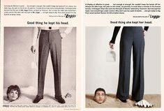 """You may have seen old school vintage ads, where women were represented as slave of her husband. Inspired by them, photographer Eli Rezkallah created a series """"In A Parallel Universe"""" where he switched up the gender roles portrayed in those ads Vintage Advertisements, Vintage Ads, Performance Artistique, Gender Roles, Parallel Universe, Perfect Woman, Photo Series, Mad Men, Role Models"""
