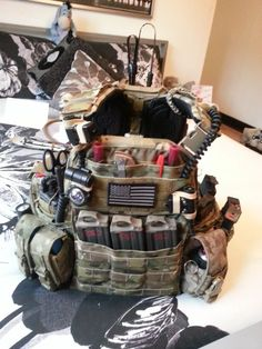 Crye CPC setup - Real Time - Diet, Exercise, Fitness, Finance You for Healthy articles ideas Tactical Vest, Tactical Survival, Survival Gear, Survival Clothing, Survival Stuff, Airsoft Plate Carrier, Plate Carrier Setup, Battle Belt, Airsoft Gear