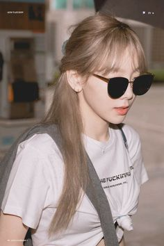 Taeyeon 190904 Incheon Airport from Czech Republic Girls Generation, Girls' Generation Taeyeon, Lee Hyori, Jeonju, Seohyun, Snsd, Kpop Girl Groups, Kpop Girls, Taeyeon Wallpapers