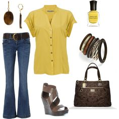 Day in the Country, created by mhuffman1282 on Polyvore
