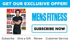 Subscribe to Men's Fitness
