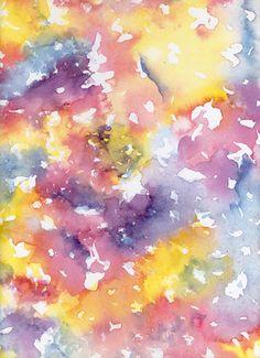 Astratto colori carta foto