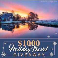 Go to ----> @pamhadler NEXT! .. This year, take a break from tradition and get away for the Holidays! ✈️ We have teamed up with some great ladies to give one of you $1000 PayPal Cash - OR - $1000 Giftcard with a travel company of your choice! . So let's have some fun!! #Follow these simple steps below to enter for your chance to win it all! 💜 . 1.) Follow me. We double check!  2.) Like this post. This is how we see your entry.  3.) Follow @pamhadler  and go to their page next, and repeat…