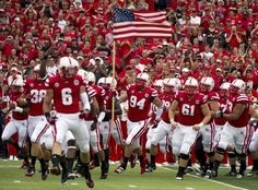 huskers tunnel walk - Google Search