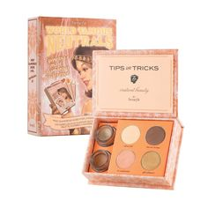 Benefit World Famous Neutrals (Most Glamorous Nudes Ever) , 23.5000 #birchbox