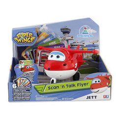 Игрушка Джетт с карточками разных стран, Super Wings (Супер Крылья) купить в интернет-магазине «Умная игрушка»