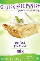 The Gluten Free Pantry Perfect Pie Crust Mix, 16 Ounce Boxes (Pack of Gluten Free Baking Mix, Best Gluten Free Bread, Gluten Free Pie Crust, Pie Crust Recipes, Organic Baking Soda, Pie Crust Dough, Pie Crusts, Gluten Free Deserts, Perfect Pie Crust