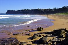 Bungan Beach near Sydney, New South Wales | Australia
