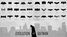 Evolución del logo de Batman (FOTOS) | www.ovejanegra.com