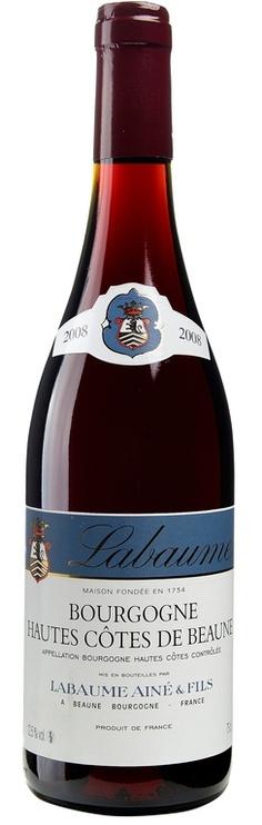 """- Hautes-Côtes de Beaune """"Labaume Aîné"""" Paul Jaboulet Aîné - Vin de Bourgogne"""