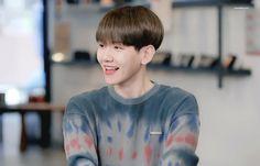 Baekhyun, Exo, When You Smile, Your Smile, Chanbaek, Shit Happens, My Love, Cute, Bacon