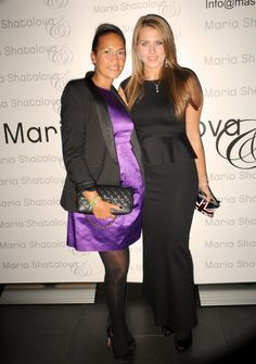 Behind the scene: fashion show of Maria Shatalova. with Veronica Voronina SEO of The Anonymous and Cindy Hutchinson