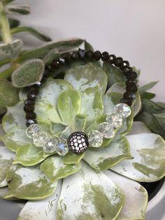 Glitzer Armband   Etsy Succulents, Brooch, Etsy, Vintage, Jewelry, Beads, Handmade, Bracelet, Schmuck