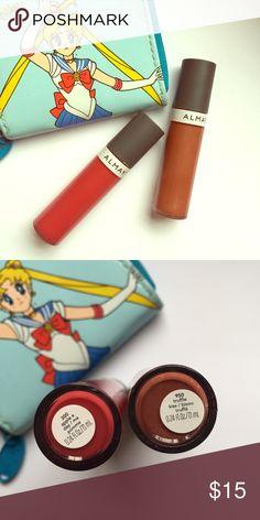 Host Pick!  Almay Lip Bundle Two gorgeous liquid lip balm shades.  Almay Makeup Lip Balm & Gloss