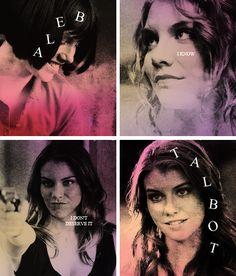 Bela Talbot: I know I don't deserve it. #spn