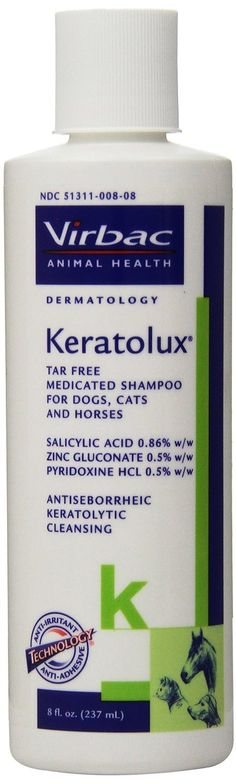 Virbac Keratolux Shampoo -- Want additional info? Click on the image.