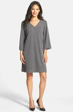 """Donna Ricco Textured Knit Shift Dress available at #Nordstrom """"I already Bought This and Love it"""" C"""