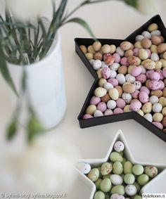 tähti,granit,pääsiäinen,pääsiäismunat,pääsiäiskoriste