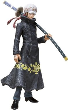 Bandai Tamashii Nations Trafalgar Law Oka Shichibukai Version One Piece Figuarts Zero Toy Figure ** See this great product.