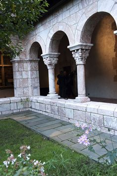 The Medieval Garden at The Cloisters, New York City by jackie weisberg, via Flickr