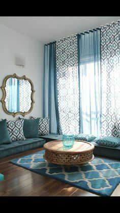 Ideas For Multiple Windows Curtains Home And Ideas