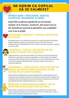 Cum ajut copilul să se calmeze? / Parenting / 7 ani de acasă Emotions Activities, Youth Activities, Language Activities, Daily Activities, Therapy Activities, Gentle Parenting, Kids And Parenting, Kindergarten Addition Worksheets, Emotional Intelligence