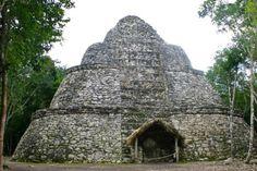 Coba Pyramid, Mexico