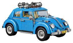 LEGO Creator Set 10252 Volkswagen Beetle