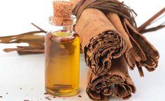 preparar aceite de canela
