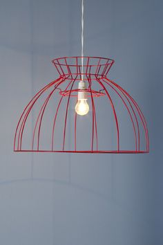 Industrial Lampshade | Bed and Lounge | Create