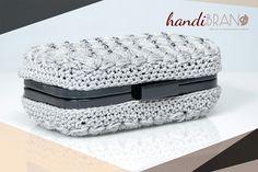 Cluts handmade...crochet cluts..luxury crochet..handibrand..