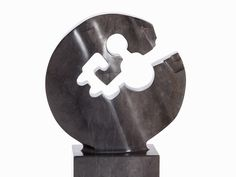 Faustion Aizkorbe (b. 1948), Marble Sculpture, c. 1990