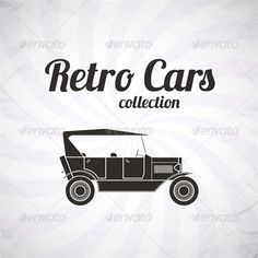 Retro Car Collection  #GraphicRiver         Retro cabriolet sport car, vintage collection, classic garage sign, vector illustration background, can be used for design, invitations card, infographics  -Editable EPS10, AI vector format -Hi-Res Render in JPG format 7000×7000 -layered PSD 7000×7000      Created: 23October13 GraphicsFilesIncluded: PhotoshopPSD #JPGImage #VectorEPS #AIIllustrator Layered: Yes MinimumAdobeCSVersion: CS Tags: art #auto #automotive #cabriolet #car #classic…