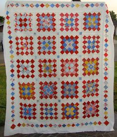 Pokeydotquilting - Love  the borders on this one