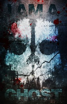 I Am a Ghost - Call of Duty: Ghosts - Bloody