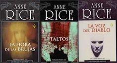 Trilogía| Las brujas de Mayfair - Anne Rice | UNIVERSO DE LIBROS PDF