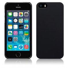 Köp Terrapin Hårdskal Apple iPhone 5/5S/SE svart gummerat online http://www.phonelife.se/terrapin-hardskal-apple-iphone-5-5s-se-svart-gummerat