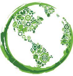 Globe Logo Stock Photos And Images Globe Outline, Vector Verde, Clover Logo, Environment Logo, Earth Logo, Planet Logo, Green Chemistry, Earth Design, Green Logo