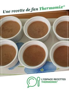 Creme Dessert Thermomix, Thermomix Desserts, Cooking Chef, Flan, Danette, Deserts, Food And Drink, Pudding, Thumbnail Image