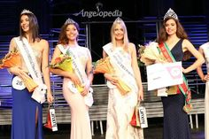 Alexandra Marcenco crowned as Miss Earth Portugal 2016