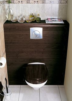Idee deco wc suspendu - Wc deco ontwerp idee ...